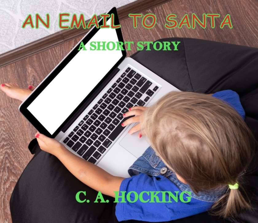 An Email to Santa image text